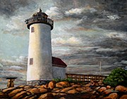 Eileen Patten Oliver - Annisquam Light