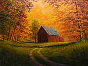 Gary Adams - Autumn Glow