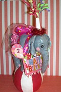 Sandra Oropeza - Baby Circus elephant...