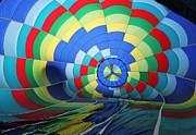 Allen Beatty Prints - Balloon Fantasy 22 Print by Allen Beatty