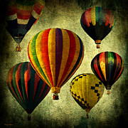 Balloons Print by Mark Ashkenazi