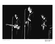 Beatles Photos - Beatles - 5 by Larry Mulvehill