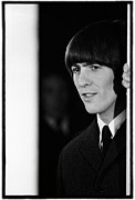 Ringo Starr Photos - Beatles HELP George Harrison by Emilio Lari