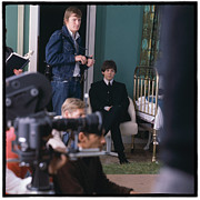 Ringo Starr Photos - Beatles HELP Paul McCartney by Emilio Lari