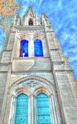 Struckle Framed Prints - Beautiful Church Framed Print by Kathleen Struckle