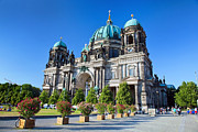 Berlin Art - Berlin Cathedral by Michal Bednarek