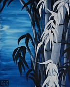 Holly Donohoe - Blue Bamboo
