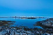 Frank Olsen - Blue hour