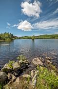 Adrian Evans - Bodgynydd Lake