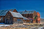 Old West Photos - Bodie by Cat Connor