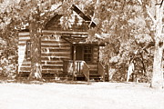 Mickey Harkins - Bohanan Cabin Fort...