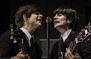 Fab Four  Art - Britains Finest Beatles Tribute Band by Salvador Gomez
