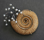 Original Design Jewelry - Brooch by Pat Oldham