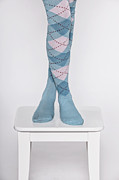 Sock Prints - Burlington Socks Print by Joana Kruse