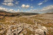 Pavement Originals - Burren Limestone landscape by John Quinn