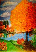 Cindy Lawson-Kester - Burst of Autumn