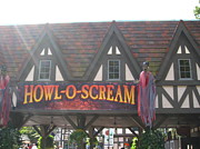 Halloween Photo Posters - Busch Gardens - 12127 Poster by DC Photographer