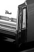 Taillights Framed Prints - Cadillac Eldorado Taillights Framed Print by Jill Reger