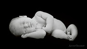Beauty Art - Caleb 3 weeks by Anne Geddes