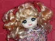 Candy Candy Doll Photos - Candy Candy Polistil vintage vinyl doll by Donatella Muggianu