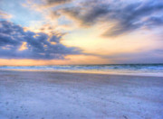 Wrightsville Prints - Carolina Morning Print by JC Findley