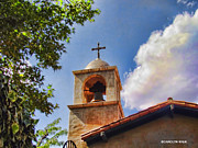 Tlaquepaque Digital Art Prints - Chapel at Tlaquepaque Print by Carolyn Krek