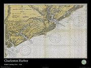 Adelaide Images - Charleston Harbor