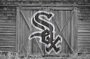 Chicago Baseball Framed Prints - Chicago White Sox Framed Print by Joe Hamilton