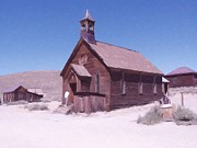 Kevin Heaney - Church Bodie Ghost Town...
