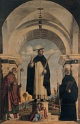 The Vault Prints - Cima Da Conegliano Giovanni Battista Print by Everett