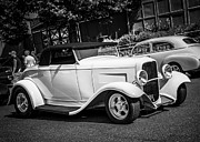 Street Photography Digital Art - Classic Ride by Perry Webster