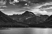 Glacier National Park Prints - Clearing Storm Print by Andrew Soundarajan