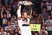 Wwe Art - CM Punk by Wrestling Photos