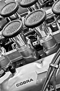 Cobra Photo Prints - Cobra Engine Print by Jill Reger