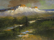 Thomas Moran Originals - Colorado by Darryl Steele