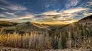 Nederland Prints - Colorado Sunrise Print by Garett Gabriel
