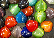Steven Ralser - Colored Polished Rocks