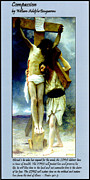 Christ Child Digital Art Framed Prints - Compassion Framed Print by William Bouguereau