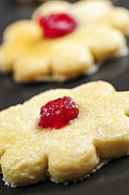 Tasty Photos - Cookies by Elena Elisseeva