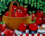 Lila Fleetwood Spence - Country Apples