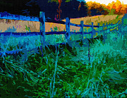 Brian Stevens - Country Fence