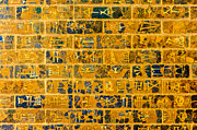 Babylon Prints - Cuneiform Script Print by Colin Utz