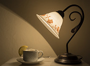 Cup Of Tea Photos - Cup of tea by Mats Silvan