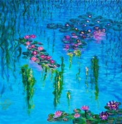 Holly Martinson - Deja Vu Water Lilies