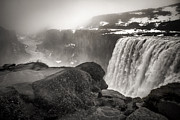 For Ninety One Days - Dettifoss Waterfall
