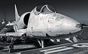 Douglas Skyhawk A-4b Print by Gregory Dyer