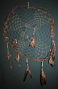 Catcher Tapestries - Textiles - Dream Catcher by Michelle White