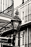Gas Lamp Art - Dressed for the Party by Scott Pellegrin