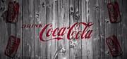 Drink Coca Cola Print by Dan Sproul