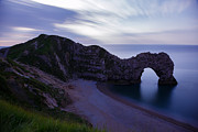 Ian Middleton - Durdle Door at Dusk